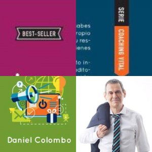 LANZAMIENTO | Cuenta regresiva hacia los 3 nuevos libros de Daniel Colombo