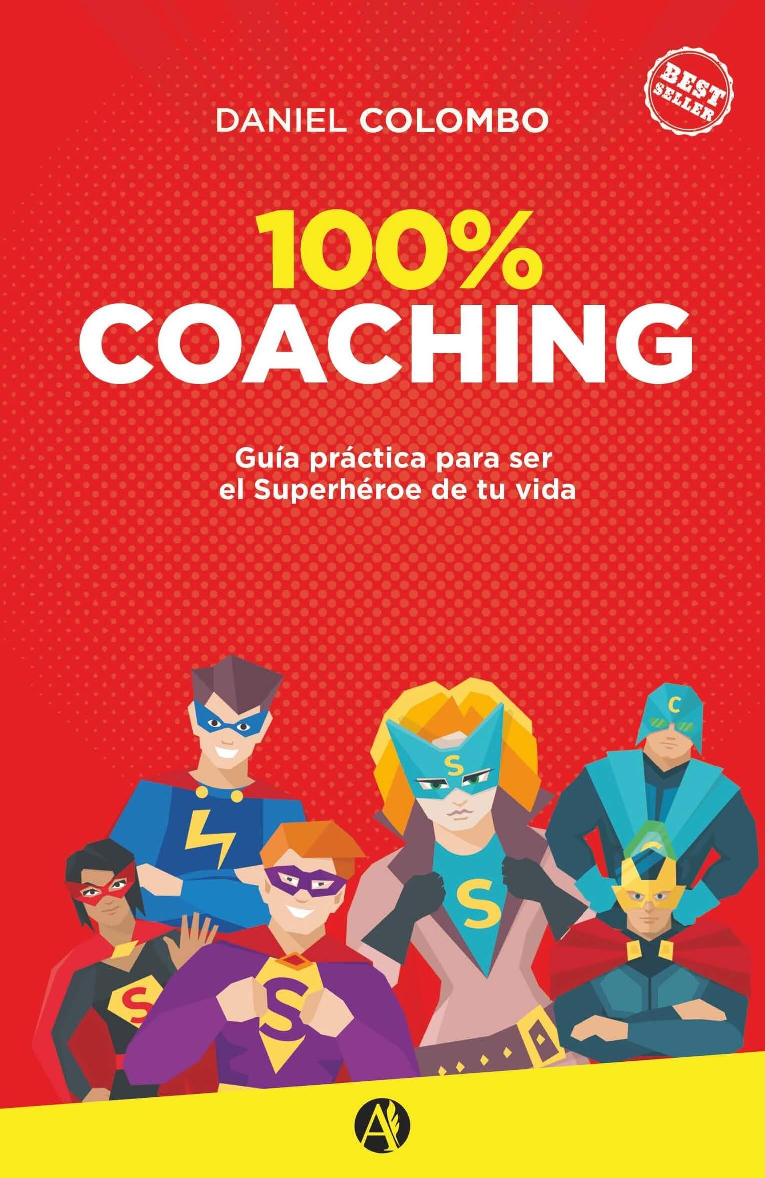 Libros Lanzamiento De 100 Coaching De Daniel Colombo