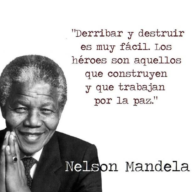 Nelson Mandela El Legado De Un Gigante En 10 Frases Por
